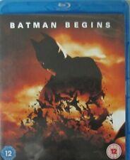 BATMAN BEGINS - BLU RAY