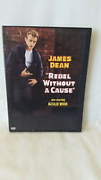 REBEL WITHOUT a CAUSE (1955 ) DVD James Dean Natalie Wood