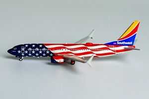 NG Model 1:400 Southwest Airlines Boeing B737-800S 'Freedom One' N500WR