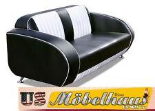 G-63 Bel Air Fifties Style Designer Sofa Wohnzimmer Sessel Retro USA 50er Jahre