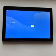 "'""Lenovo Tab E10 TB-X104F 10'''' / 32GB / Android / Schwarz Google-Sperre K498""'"
