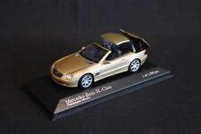 Minichamps Mercedes-Benz SL-KLasse 2001 1:43 Champagner Metallic (JS)