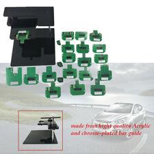 Acrylic Chrome Plated 22pcs Bdm Adapters Led Bdm Bracket Dimsport Probe Kit