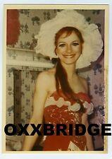 BURLESQUE DANCER PHOTO Vintage 1960 Redhead Can Risque Showgirl Stripper Female