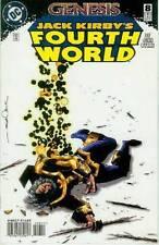 Jack Kirby 's Fourth World # 8 (John Byrne, Simonson) (Genesis tie-in) (Estados Unidos, 1997)