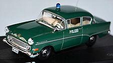 Opel Rekord P1 Polizei Deutschland 1957-60 German Police 1:43