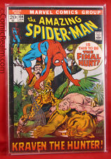 Amazing Spider-Man #104 (1972) Marvel Kraven the Hunter B&B VG/FN!