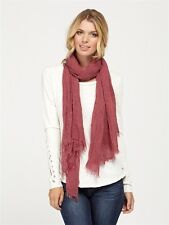 Roxy Mystery Wine One Size Woman Scarf