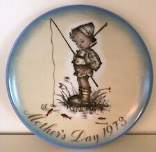 Schmid - Collector Series Plates - Mother's Day - 1973