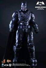 "Hot Toys--Batman - Armored Batman Black Chrome 12"" Figure"