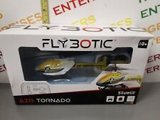 Flybotic Air Tornado Silverlit Remote Control Helicopter NEW Box Creased