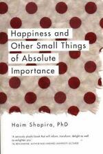 Smallest Things Really Matter by Haim Shapira (2016, Paperback)