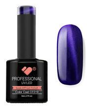 CE019 VB Line Cat Eye Blue Purple Metallic - UV/LED nail gel polish - quality
