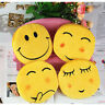 Emoji Coin Purse Soft Wallet Bag Smiley Change Pocket Great Gifts for Kid TO