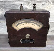Rare Vintage Multimeter ~ Weston Electrical Instruments ~ Model 155