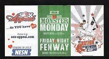 Boston Red Sox--2007 Schedule--NESN/Comcast--David Ortiz/Curt Schilling