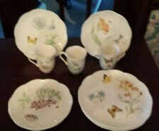 Lenox Butterfly Meadow 12 Piece Set  New with Tags
