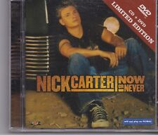 Nick Carter-Now Or Never Cd +DVD Album