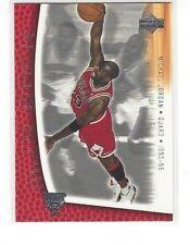 2001-02 UPPER DECK MJ'S BACK BASKETBALL MICHAEL JORDAN #MJ-50 - CHICAGO BULLS