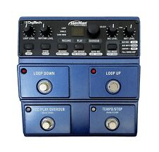Digitech JamMan Stereo Looper Phrase Sampler Loop Station Pedal