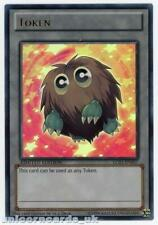 LC03-EN007 Orange Kuriboh Token Ultra Rare Limited Edition Mint YuGiOh Card