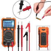 Digital Multimeter 6000 Counts TRMS Auto Range DC/AC Voltage NCV Detector Meter