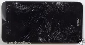 OEM UNLOCKED ASUS ZENFONE 2 ZE551ML Z00AD REPLACEMENT-WORKING LCD-CRACKED DIGI-
