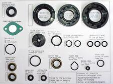Kawasaki Early H1 22pcs Transmission Cover Crank Oil Seal Kit crankshaft engine