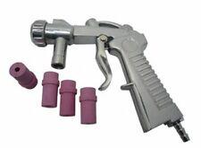 SWV Sandstrahlpistole Strahlpistohle für Sandstrahlkabine G1 incl. 4 Düsen