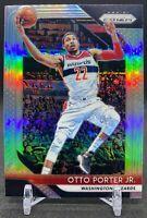 2018-19 Panini Prizm Otto Porter Jr #253 Silver Refractor Washington Wizards NBA