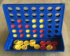 Vintage  1982 Original Connect 4 Travelpax Travel Game By MB No Box