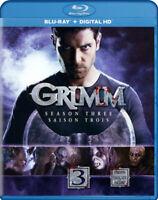 Grimm (Season 3) (Blu-ray + Digital HD) (Blu-r New Blu