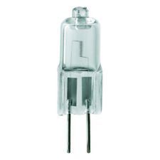 LAMPADA LAMPADINA ALOGENA a RISPARMIO ENERGETICO BISPINA BI-PIN G4 12V 10W