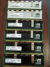 New listing Lot of 6 Ddr3 2Gb Pc3-12800U Pc3-10666 (Ddr3-1333) Non-Ecc desktop Memory
