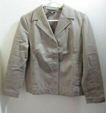 Sportscraft Size 10 Brown Jacket