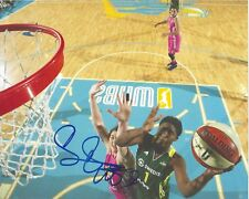 Crystal Langhorne Signed 8x10 Photo Seattle Storm Wnba Basketball Free Shipping