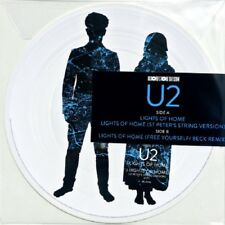 U2 Lights Of Home Picture Vinyl RSD 2018
