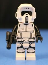 LEGO® STAR WARS™ New Style 75238 SCOUT TROOPER Minifigure™ 100% LEGO + Blaster