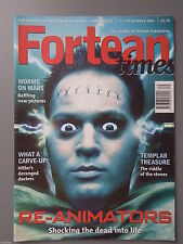 ForteanTimes October Paranormal & Supernatural Magazines