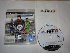 FIFA 13 World Class Soccer Playstation 3 PS3 Japan import US Seller