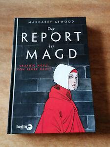 Der Report der Magd: Graphic Novel von Renée Nault ... | Buch | Zustand sehr gut