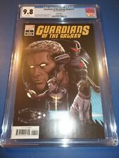 Guardians of the Galaxy Annual #1 variant CGC 9.8 NM/M Gorgeous Gem Wow