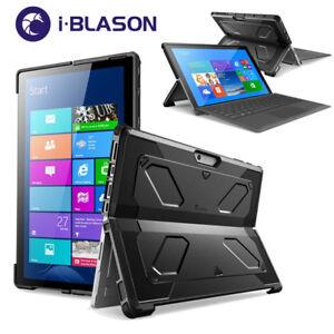 Surface Pro 7 6 5 4 Case i-Blason Armorbox Dual Layer Kickstand For Microsoft