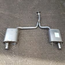 LEXUS IS250 SALOON 2.5 PETROL RWD 2005-2008 REAR EXHAUST SILENCER