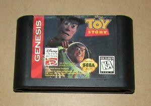 Disney's Toy Story for Sega Genesis Fast Shipping!