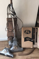 Vintage Kirby Dual Sanitronic 50 Vacuum cleaner with accessories