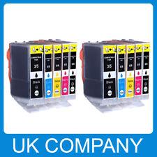 10 Ink Cartridge for Canon PIXMA iX4000 iX5000 MP500 MP510 MP520 MP530 MP600