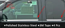 2007-2013 Chevrolet Silverado Stainless Steel Window Sill Extended Cab