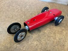 The Speed Tether Car With a  2,5cc Diesel Racing Engines