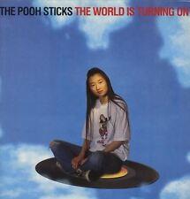 """Il mondo sta girando il 12"""" (UK 1992): THE POOH Bastoni"""